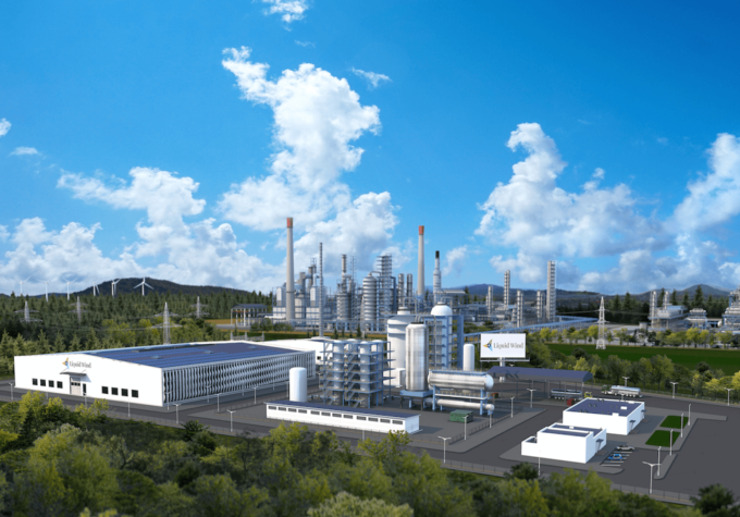 Liquid Wind: Alfa Laval joins Power-to-Fuel project