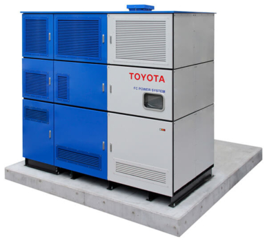 Tokuyama and Toyota start verification tests in Japan