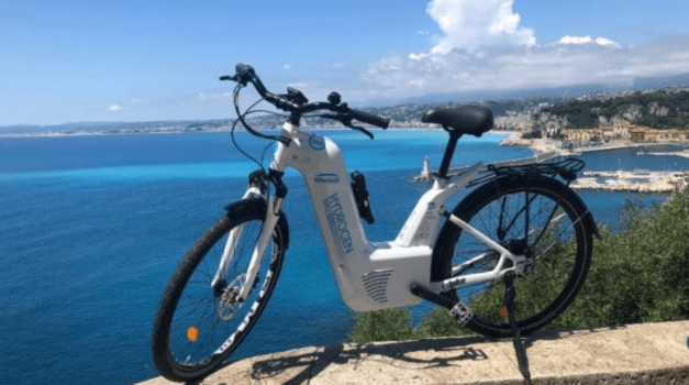 France trials hydrogen bikes