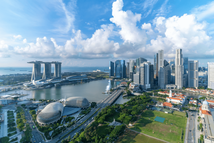 KBR to assess hydrogen energy sources for data centres in Singapore