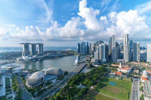 Keppel, Mitsubishi Heavy to study hydrogen-powered data centres in Singapore
