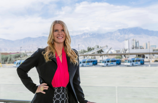 SunLine Transit Agency: Driving a hydrogen-fuelled future