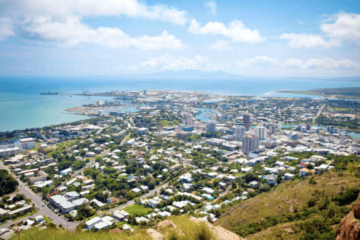 Green hydrogen set to be produced at Townsville wastewater treatment plant