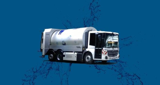 Cummins develops fuel cells for refuse trucks