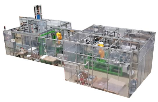 Proton Motor receives manufacturing robot