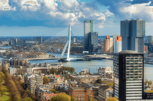 Rotterdam could be a leading international hub for hydrogen