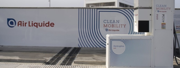 Air Liquide to build first high-pressure hydrogen station