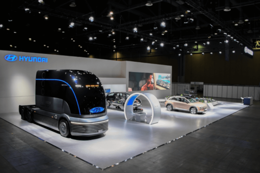 Hyundai showcases a hydrogen future