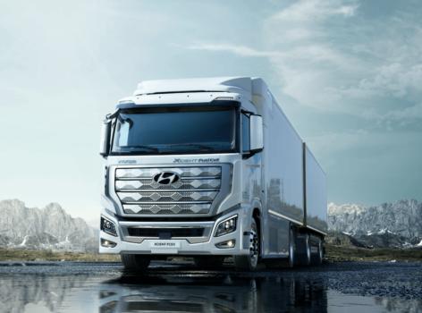 Hyundai ships first hydrogen trucks to Switzerland