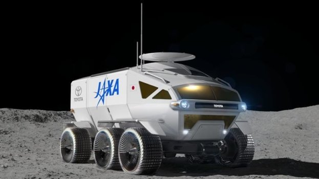 JAXA and Toyota sign agreement for fuel cell-powered Moon rover