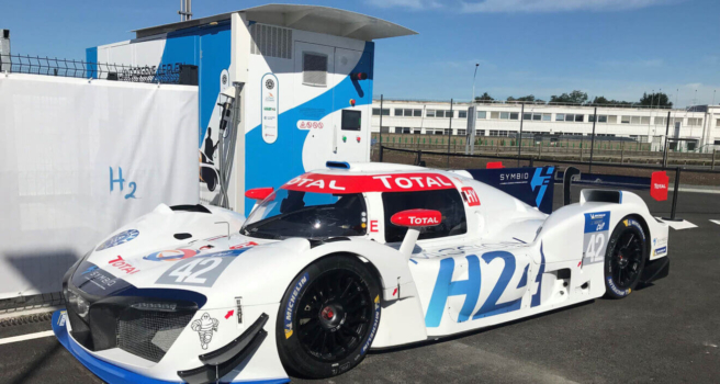 McPhy inaugurates Le Mans hydrogen station
