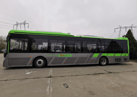 GOLDI Mobility ready to take pre-orders for fuel cell buses