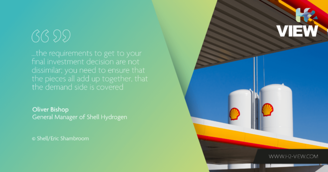 Preview: Shell exclusive on its latest mega-project, the NortH2 green hydrogen plan