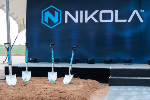 Nikola breaks ground on $600m Arizona facility