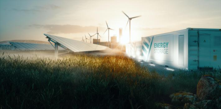 Navigating to net zero with hydrogen storage