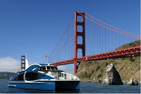 Zero emission ferry fleet receives financial boost