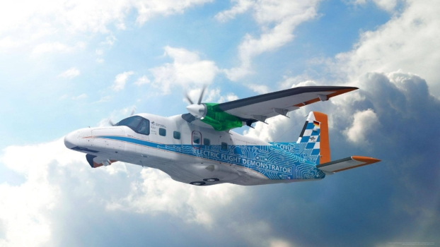 DLR, MTU Aero Engines study fuel cell propulsion system for aviation