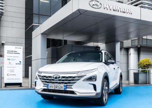 Jemena to supply green hydrogen to Hyundai Australia