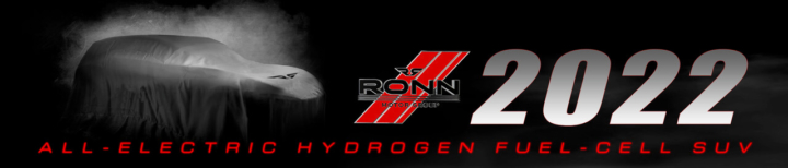 RONN Motor to launch hydrogen SUV in 2022