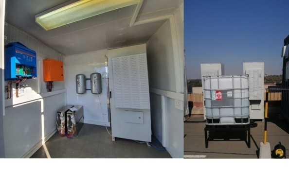 South African hospital uses hydrogen as its primary power source