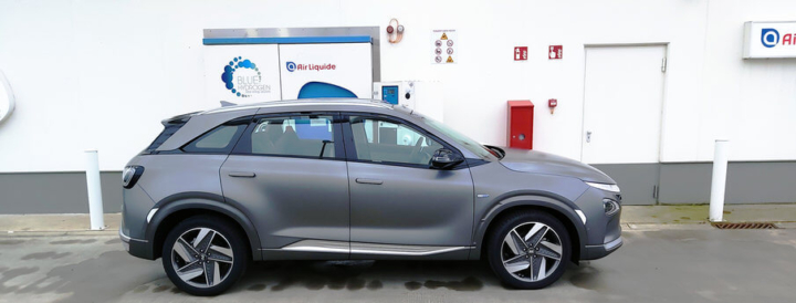 Air Liquide renovates hydrogen station located in Belgium