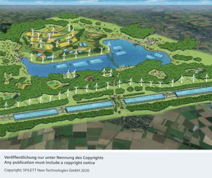 Green hydrogen to play important role in SpeicherStadtKerpen project