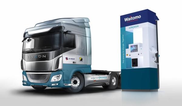 Hiringa Energy and Hyzon Motors partner on hydrogen truck project