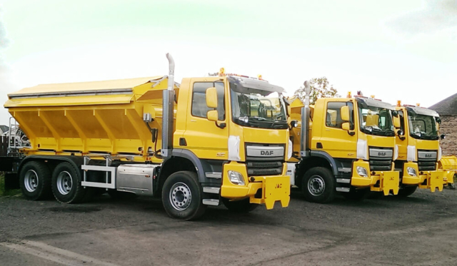 H2-View: Hydrogen-fuelled gritters to run in Glasgow next winter.