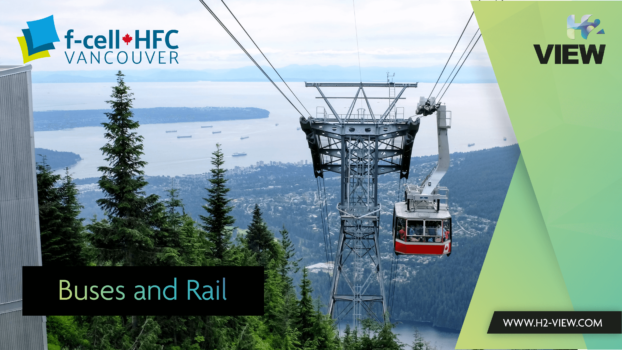 f-cell+HFC: Bus and rail fuel cell applications ramping up
