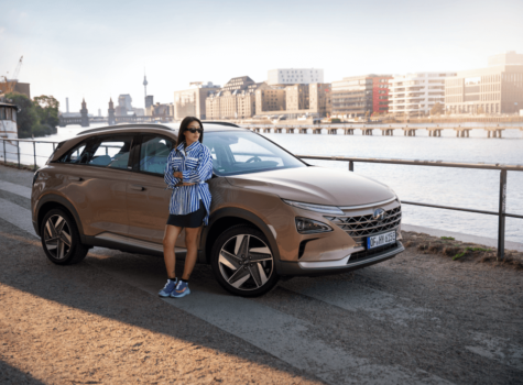 Hyundai's H2U campaign showcases versatility of hydrogen as a sustainble, emission-free energy source