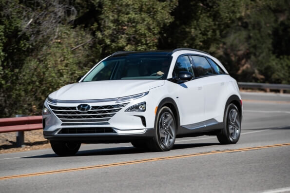 Hyundai: Leading the way for hydrogen-powered SUVs in the US