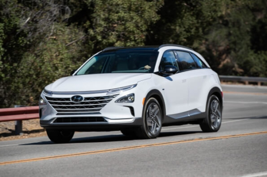 Hyundai expands NEXO availability in California