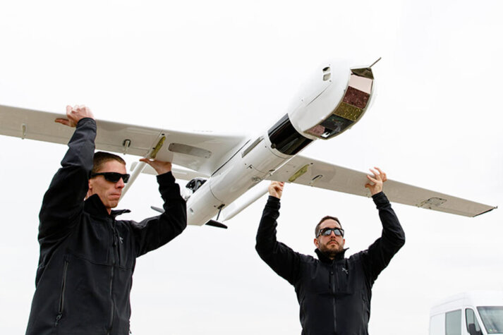 Insitu introduces game-changing hydrogen fuel cell to power UAVs