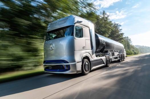 Daimler trucks: Why liquid hydrogen?