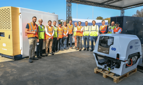 EODev presents land and maritime hydrogen-based solutions