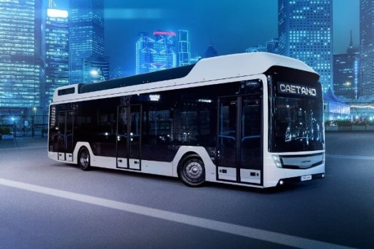 Barcelona orders eight hydrogen buses