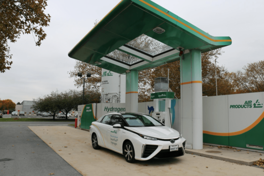 Air Products joins European Clean Hydrogen Alliance