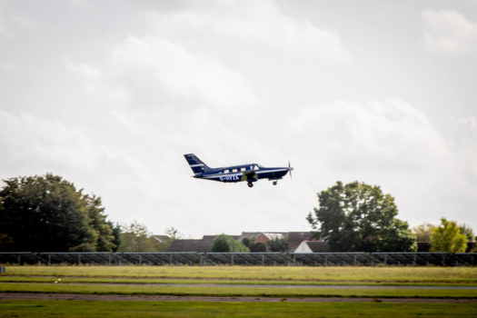 World's first hydrogen-electric passenger plane takes off