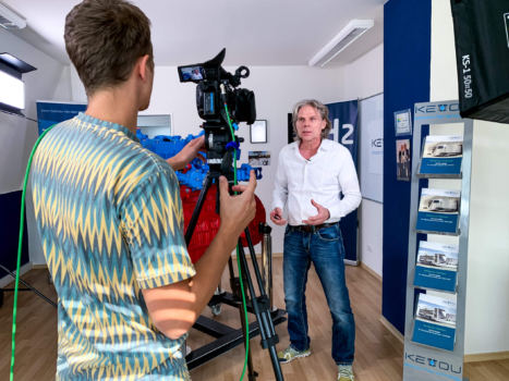 KEYOU featured in German hydrogen campaign