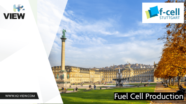 f-cell: Fuel Cell Production