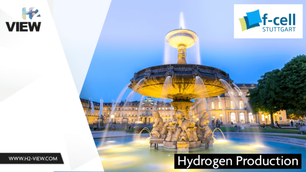 f-cell: Green hydrogen – the missing piece of the puzzle