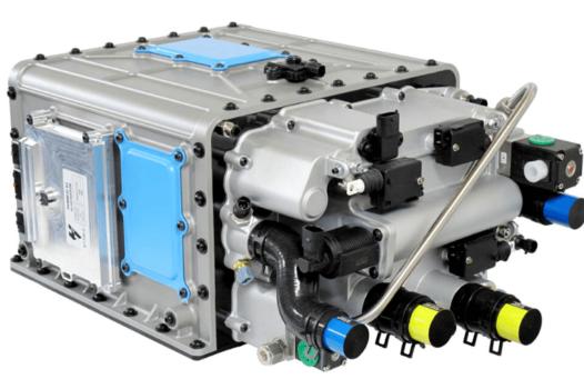 Symbio fits PSA Group's hydrogen fleet with technology