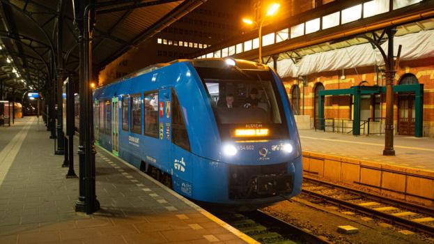 Alstom Coradia iLint trials deemed a success