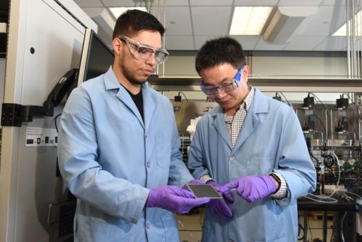Idaho Laboratory leads green hydrogen programmes
