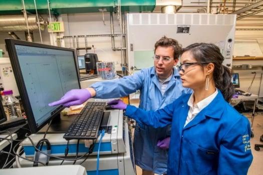 Berkeley Lab focuses on hydrogen fuel cell technology