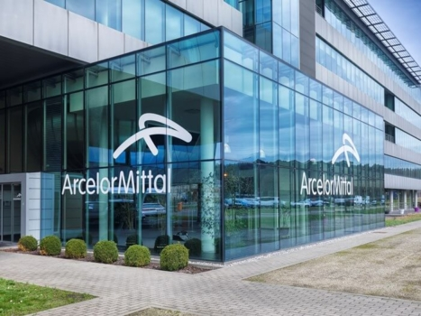 ArcelorMittal to develop the world's first full-scale zero carbon-emissions steel plant using hydrogen