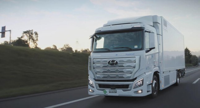 Hyundai to launch hydrogen truck digitally tomorrow