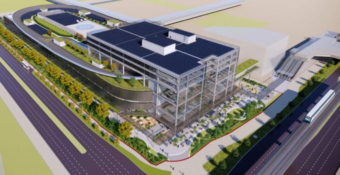 Construction begins on Hyundai's Innovation Center in Singapore