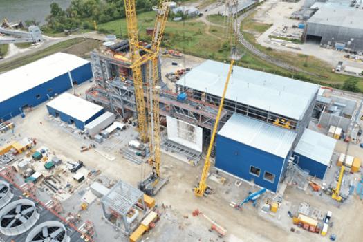 Long Ridge Energy to covert Ohio-based power plant to hydrogen