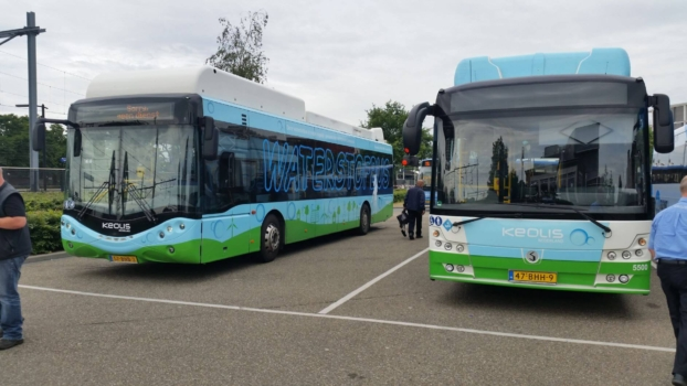 HyMove, Worthington helping cities adopt hydrogen-powered buses